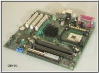 Dell 02Y832 2Y832 Mainboard Sockel 478 AGP 3x PCI 6x USB SATA LAN 4x DDR1 Sound