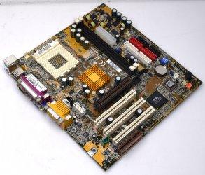 Gigabyte GA-7ZMMHC GA 7ZMMHC Motherboard socket A 462 AGP + VGA PCI CNR Sound