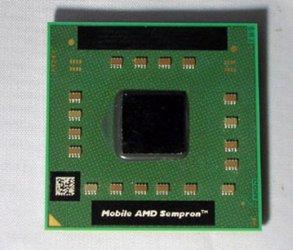 AMD Mobile Sempron 3300+ 2.0 GHz CPU SMS3300BQX2LF 25 Watt (10H)