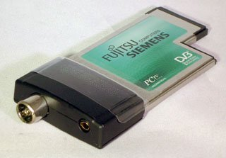 Siemens XM400I 63GXM4101 PCTV DVB-T DVBT DVB T ExpressCard /54 Express Card NEU