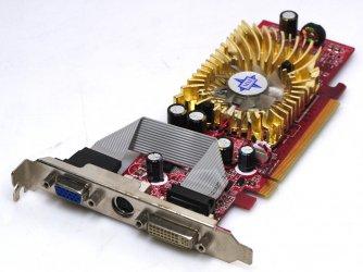 MSI MS-V034 NX7300LE-TD128E 128MB Grafikkarte NVIDIA GeForce 7300 LE PCIe DVI