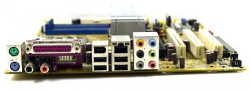 HP P5LP-LE Mainboard 5188-2545 CPU Intel Sockel 775 PCI IDE FDD 4xSATA USB LAN