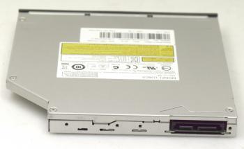 Panasonic UJ8C5 slimline slim Notebook DVD Brenner Rewrighter SATA black NEW