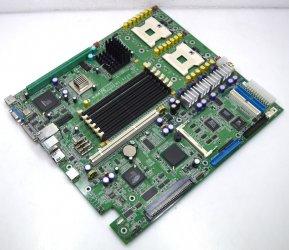 MSI MS-9125 Ver 0A MS 9125 E7501 Master-FS2 Mainboard Intel Dual Sockel 604 SCSI