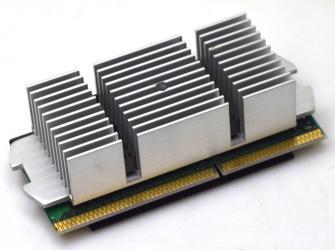 Intel Pentium III 600E SL3H6 P3 600MHz 256KB 100MHz CPU Slot 1 +passiver Kühler