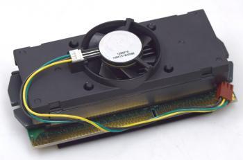 Intel Pentium III 600E SL44Y P3 600MHz 256KB 100MHz Slot 1 CPU +aktiver Kühler