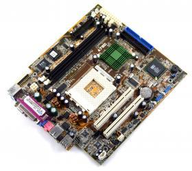 ASUS A7SC REV.1.03 Mainboard CPU AMD Sockel A / 462 2xPCi 2xIDE 1xFDD 2xPS/2 VGA
