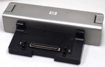 HP KP080AA HSTNN-I09X 469619-001 Dockingstation silber Business Notebook 6500