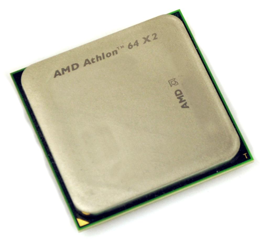 2.4GHZ Socket AM2 AMD CPU 64 X2 4600