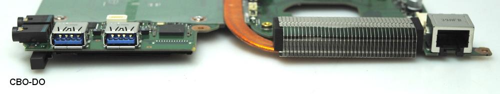 NEW Motherboard Fujitsu Lifebook P771 CP542417-XX CP502430-Z5 i7-2617M