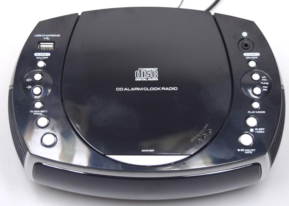 Maginon CDR-21 CDR 21 CDR21 CD-Uhrenradio Radio Wecker