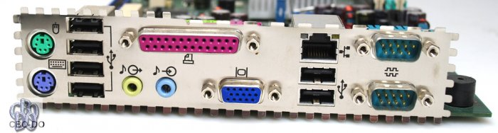 IBM Motherboard Intel Socket 771 For ThinkCentre MT M 8215 VGA LAN