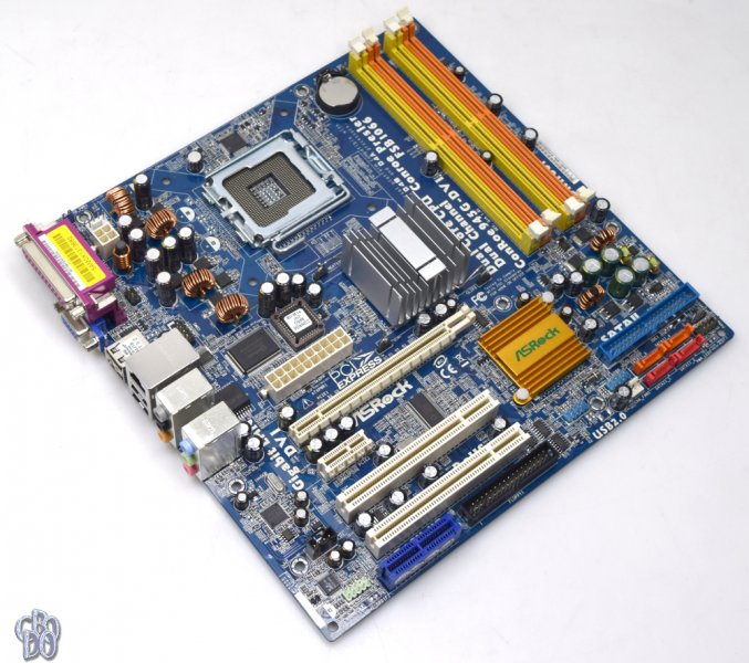 Asrock ConRoe945G-DVI Intel Driver Windows