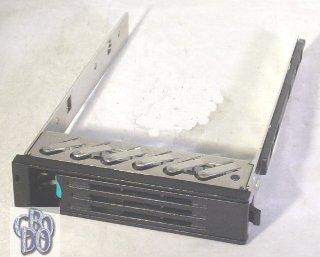 Intel C82439-001 HDD Tray Wechselrahmen 8,9cm (3.5inch) for Maxdata SN40 schwarz