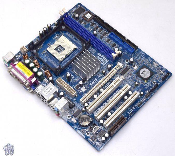 VT8237R VGA TREIBER