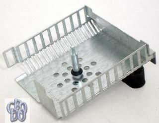 Dell Abdeckung for Power Supplyanschlussplatine 87229 9T771 M09