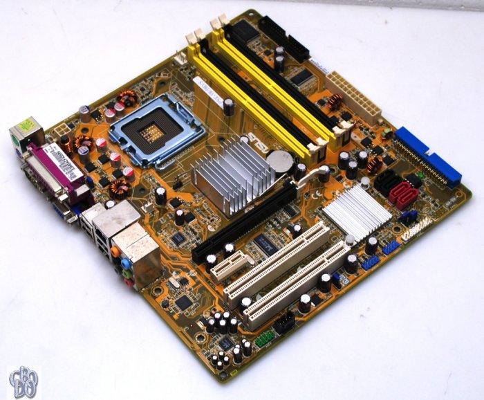 Asus P5GC-VM PRO XP
