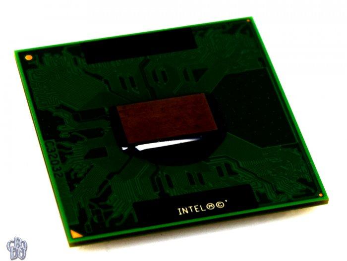 Intel Pentium 3 Mobile PIII P3 SL5CH CPU 1.0GHz 512KB 133MHz Socket 479 32bit