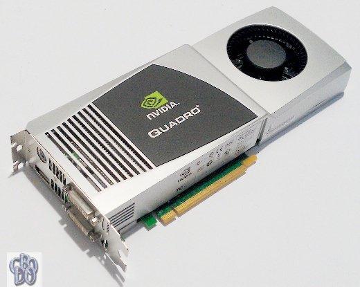 Nvidia Quadro FX 5800 4GB DP Dual DVI SLI S26361-D1653-V580 10600976885 NEW