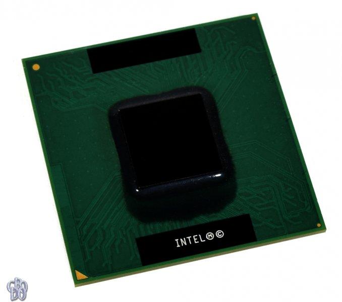 Intel Pentium M Mobile CPU SL6F8 1.40GHz 1400MHz 1MB 400MHz Socket 478 (9B) NEW