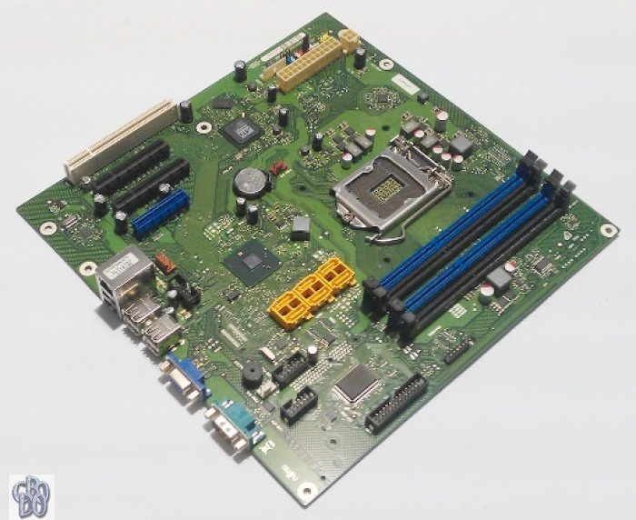Fujitsu D2779-A12 GS2 34034174 Motherboard for PRIMERGY TX100 S2 1156 DDR3 NEW