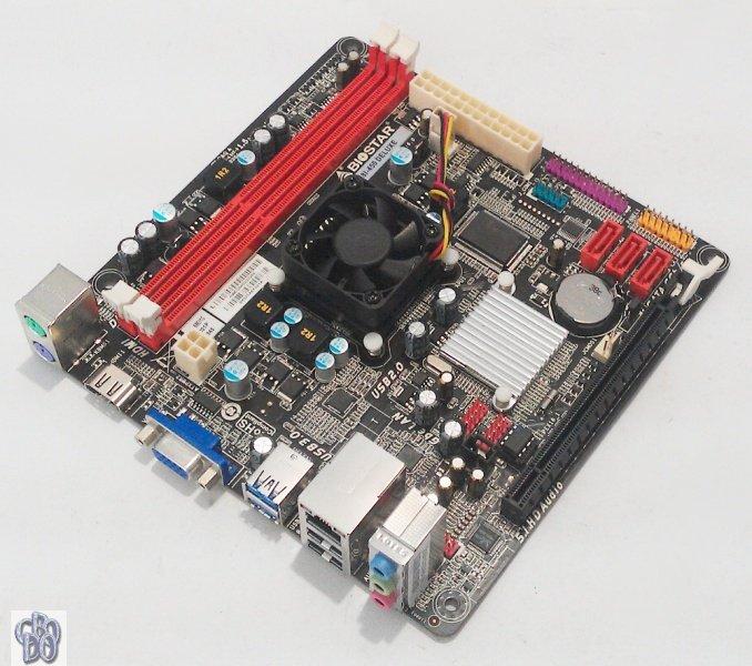 Biostar A68I-450 DELUXE Realtek LAN Driver (2019)