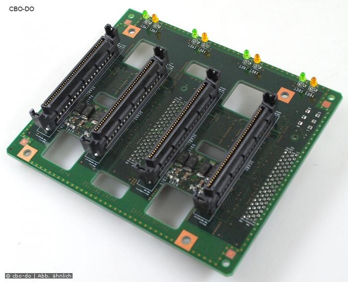 Fujitsu CA20358-B45X Server ALMBE 4 SCSI 84002004 for PRIMEPOWER 1500 900 NEW