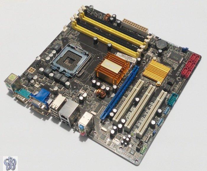 Asus P5Q-VM DO Intel LAN Linux