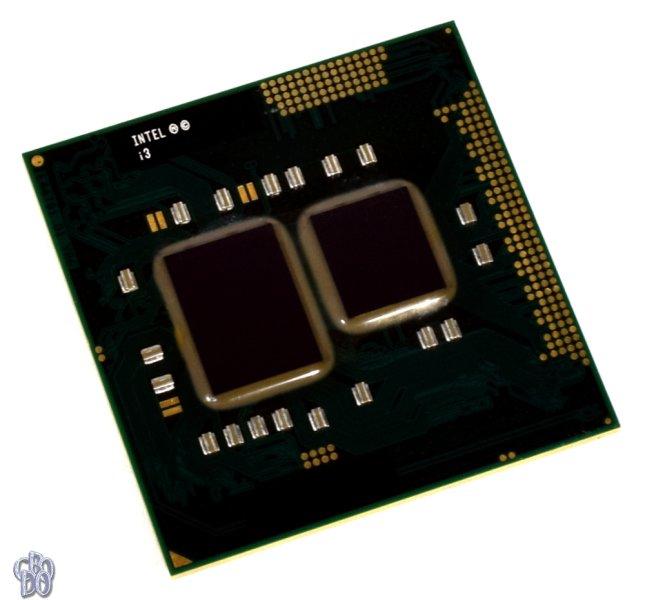 Intel Core i3-330M SLBMD Toshiba K000092490 Dual Core CPU 2.13GHz 3MB 988 NEW