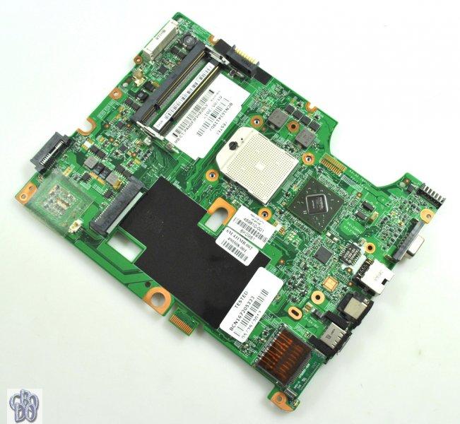 HP 489810-001 Notebook Motherboard AMD FS1 07241-3 48.4J103.031 COMPAQ CQ50-100EM