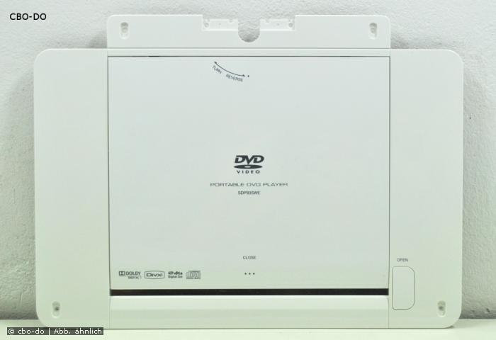 toshiba ah303531 abdeckung deckel f r dvd player wei. Black Bedroom Furniture Sets. Home Design Ideas