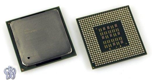 Intel Pentium 4 P4 2.66 GHz 2667 MHz 512 KB 533 MHz SL6PE SL6S3 Socket 478 CPU