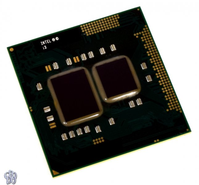 Intel Core i3-380M SLBZX i3 380M Dual Core Mobile CPU 2.53GHz 3MB Socket 988