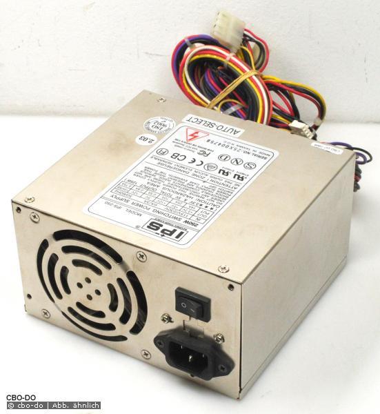 IPS IPS-250 250W 250 Watt ATX Netzteil Powersupply 80mm