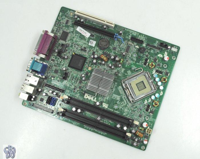 Dell 0M863N Motherboard MB BTX socket Intel 775 SATA PCIe VGA for Optiplex  760 SFF