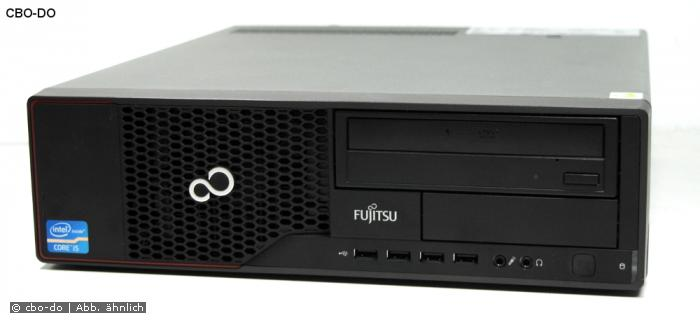 Fujitsu Esprimo E700 E90+ Desktop PC / Core i5 3.1 GHz Quad Core / 8 GB DDR3 / 1 TB HDD / DVD Brenner