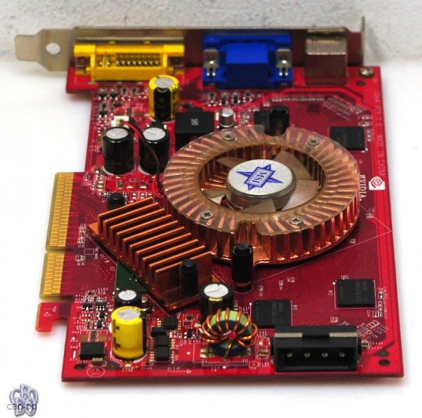 DRIVERS UPDATE: MSI NX7600GS-TD256