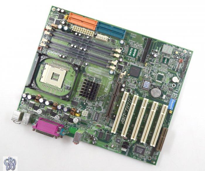 Abit motherboard TH7II-RAID Update
