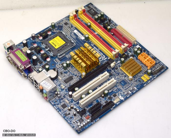 Gigabyte GA-945GM-S2 Microsoft UAA New