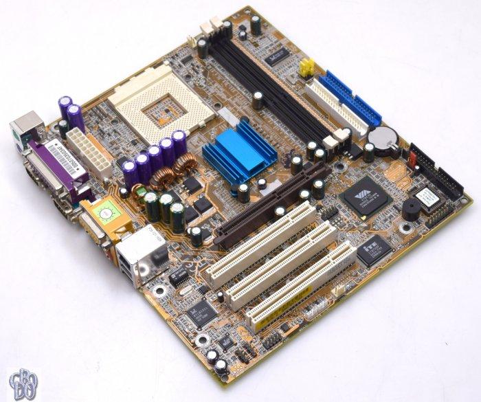 Chaintech 7VIL4 LAN Descargar Controlador