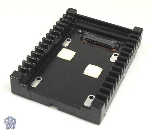 WD 705234 IcePack SATA HDD SSD Kühler 6,4cm (2.5 inch) auf 8,9cm (3.5 inch) NEW