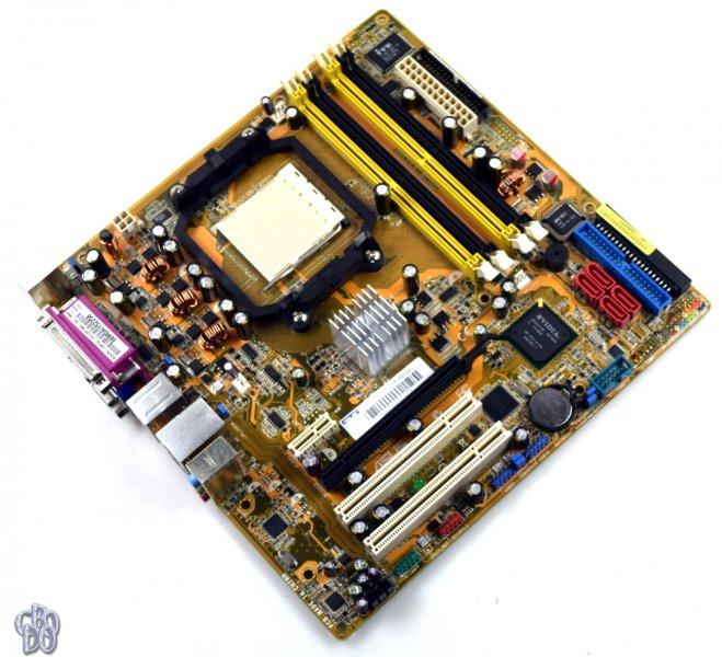 Asus M2NPV-VM Mac