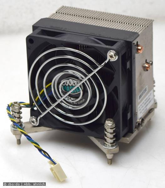 Fujitsu V26898-B856-V1 HI5-7X5SA-F2-GP CPU Kühler Intel Socket 775 70mm Lüfter