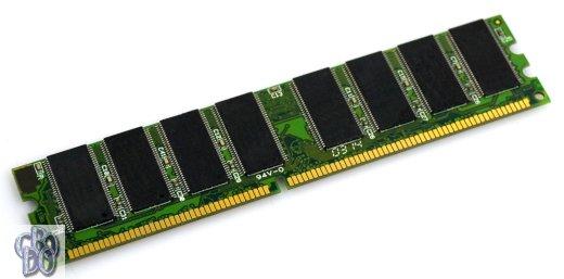 VT VT3225804T-5 VT3225804T 512 MB DDR RAM PC3200 400 MHz CL2.5 DS 184pin 191/2