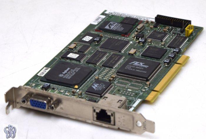 Dell 0HJ866 HJ866 Remote Access Card PCI VGA PowerEdge 6800 6850 1800 830 840