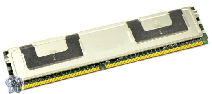 Samsung DDR2 2 GB M395T5750CZ4-CD51 PC2-4200 533MHz FBDIMM Server Speicher RAM