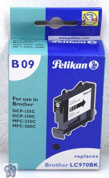 Pelikan B09 360588 1060 Printer Cartridge black Brother DCP-135C DCP-150C OVP NEW