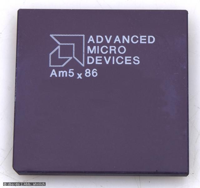 AMD AM5x86-P75 AMD-X5-133ADW AM5x86 CPU Processor 133MHz 33MHz Socket 168 3.45V