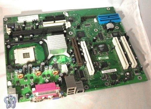 Intel S845WD1-E S845WD1 Server A83712-303 A83712-302 A83712 Socket 478 NEW