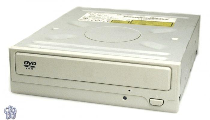 MSI MS-8216S MS 8216S IDE / ATAPI 16x DVD 48x CD DVD ROM Laufwerk beige